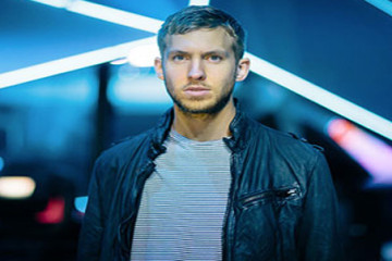 Calvin Harris in 2012
